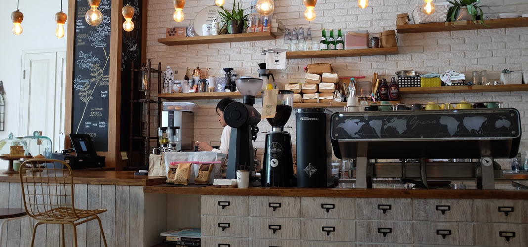 find a Cafe in Surry Hills