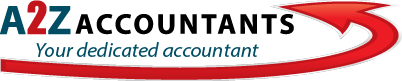 official business logo of A2Z Accountants