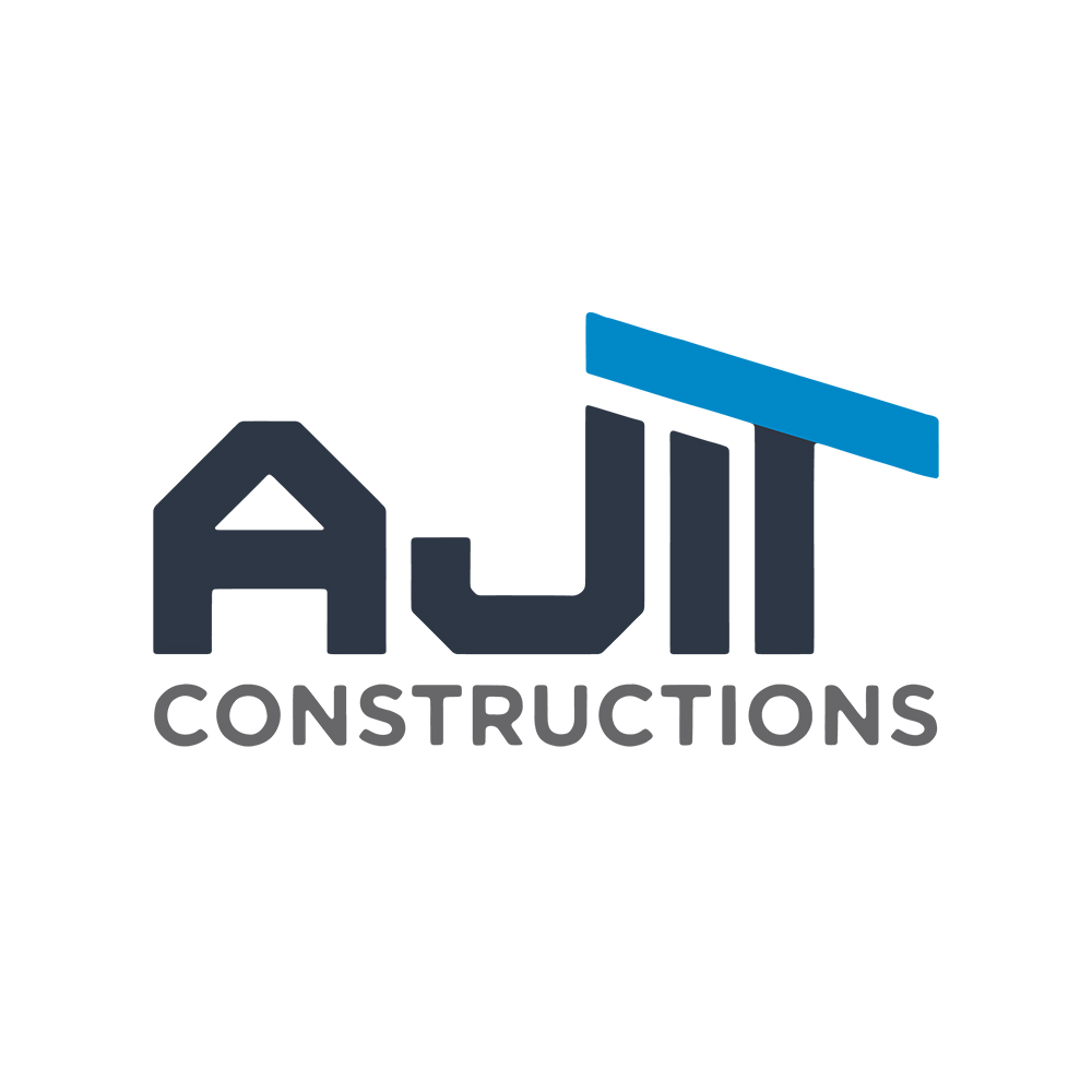 official business logo of Ajit Constructions Pty Ltd