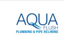 official business logo of Aqua Flush