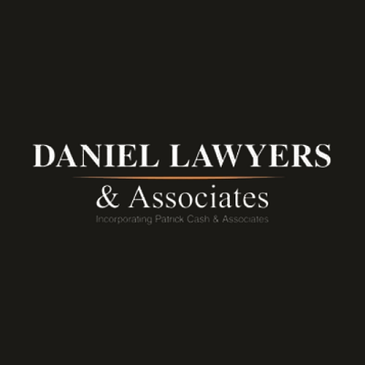 official business logo of Daniel Lawyers