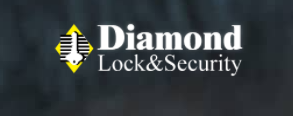 official business logo of Diamond Lock & Security