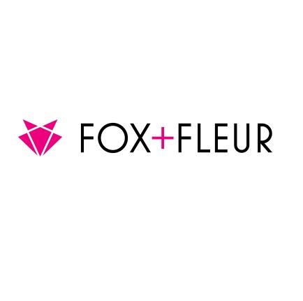 official business logo of Fox+Fleur