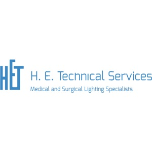 official business logo of H E Technical Services Pty Ltd