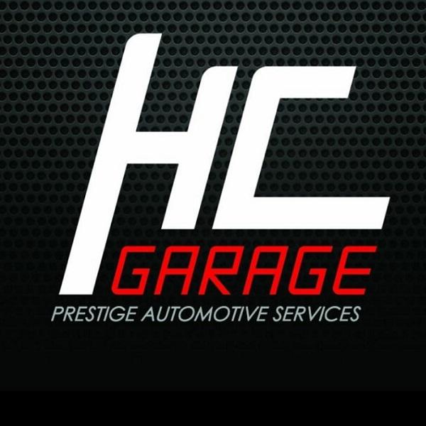 official business logo of HC Garage