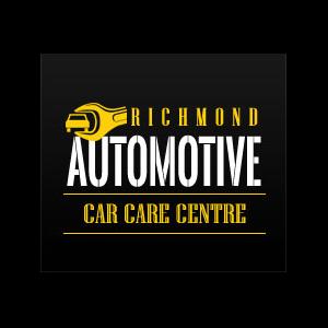 official business logo of Richmond Automotive Car Care