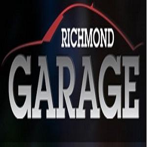 official business logo of Richmond Garage