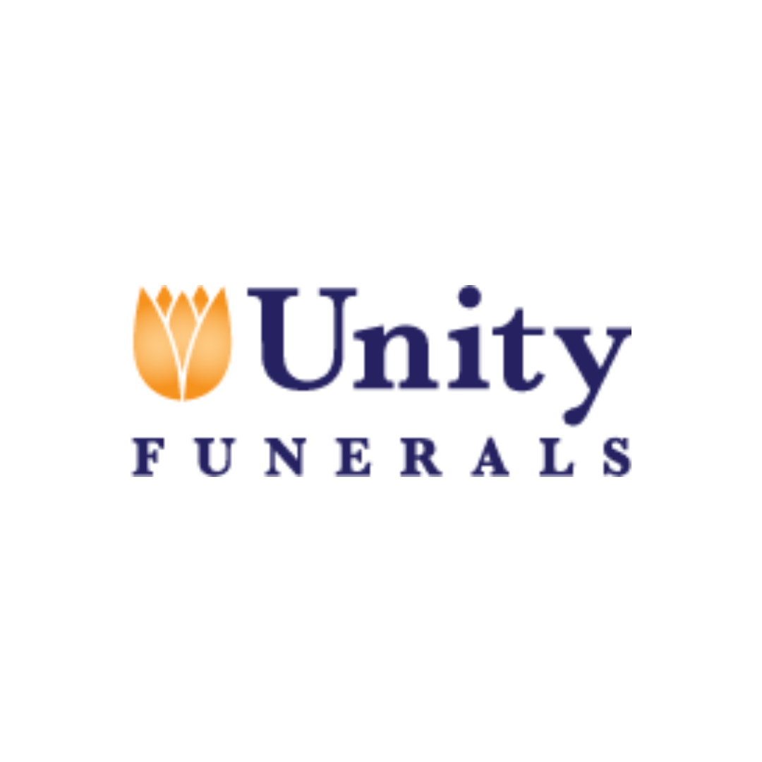 official business logo of Unity Funerals