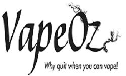official business logo of VapeOz